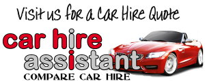 Visit Car Hire Assistant for a Quote!